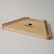 cimbaal instrument, melodieharp